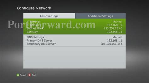 Xbox Ip Address Finder Find Ip Address On Xbox 360 Svchost Memory High