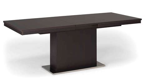 tavolo con gamba centrale tavolo in legno allungabile con gamba centrale malaga