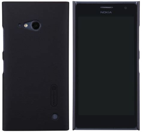 Nokia 6 Nillkin Frosted Hardcase nillkin nokia lumia 730 735 frosted shield cover with screen protector black price