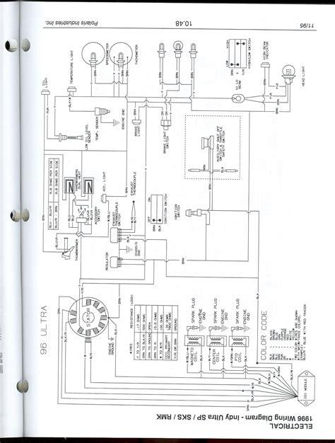 polaris colt snowmobile wiring diagram sl3 swm wiring