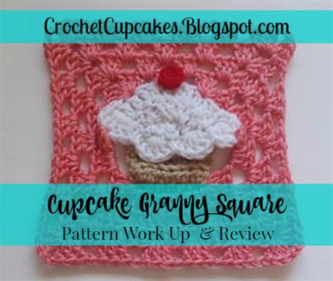 pattern in html not working cupcake granny square crochet pattern work up and review