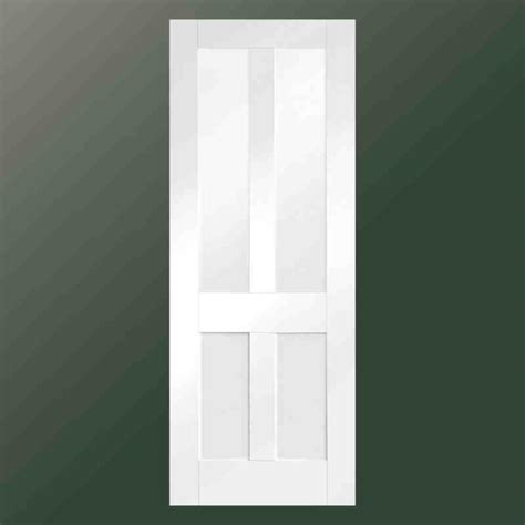 White Glass Panel Interior Doors W Glazed Malton Shaker 4 P Chislehurst Doors