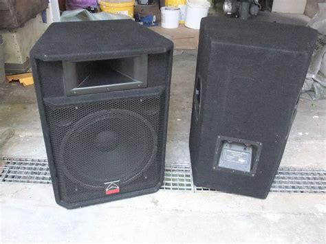 Speaker Aktif Wharfedale 15 wharfedale evp s15 image 216952 audiofanzine