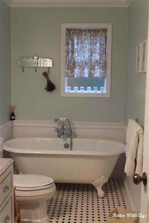 powder room before and after paint color limelight from behr house bathroom