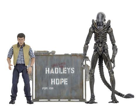 figure scale aliens 7 quot scale figures hadley s set