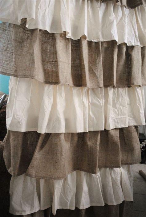 girls ruffle curtains 25 best ideas about ruffle curtains on pinterest