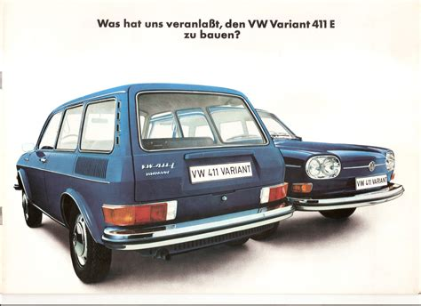 volkswagen type 4 thesamba com vw archives july 1969 type 4 411