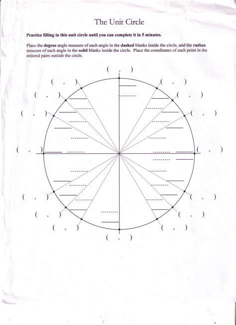 printable unit circle quiz search results for unit circle quiz calendar 2015