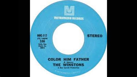color him the winstons color him 1969