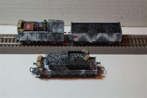 roco liliput set  ww winter camo wehrmacht wagons scale