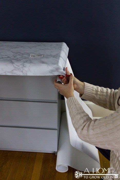 malm kommode türkis how to makeover your ikea malm dresser with a marble top
