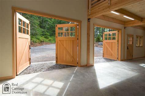 Build Wood Garage Doors Plans