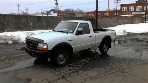 how cars run 1999 ford ranger parking system purchase used 1999 ford ranger 4wd needs motor work runs and drives no reserve in west haven