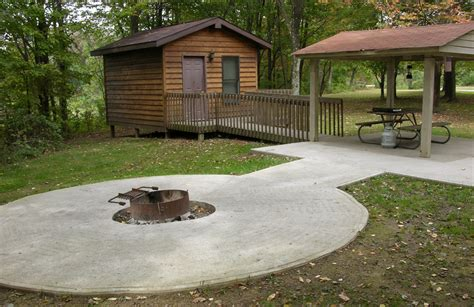 Ohio Cgrounds With Cabins by Barkc State Park Passport America Cing Rv Club
