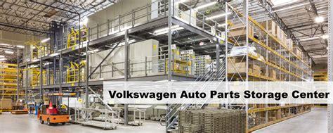 Volkswagen Warehouse by W W Cannon Helps Put Volkswagen S Distribution Center