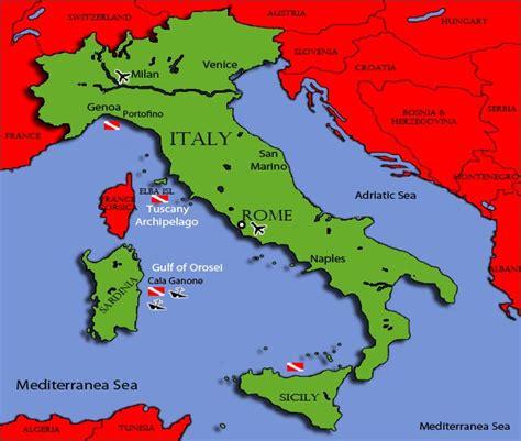 dive italia buceo en italia informacion de buceo