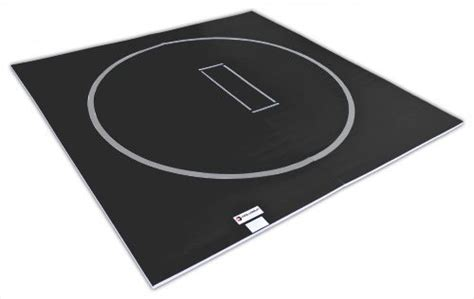10 X10 X1 25 Dollamur Flexi Connect Martial Arts Tatami Mat Used by Top Mats