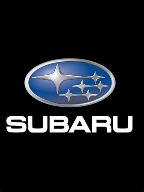Subaru Logo Black Wallpaper Iphone Blackberry