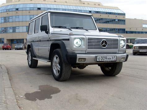 Geländewagen by Mercedes G500 Html Autos Post