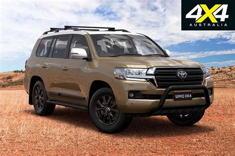 2020 Toyota Land Cruiser by Toyota Goes Retro With 2020 Land Cruiser Heritage Edition