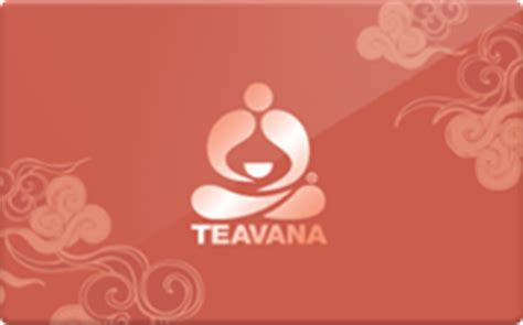 Teavana Gift Card - buy teavana gift cards raise