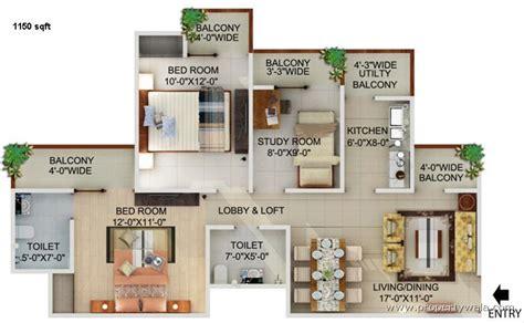 Bus Terminal Floor Plan Design by Supertech Cape Town Sector 74 Noida Apartment Flat