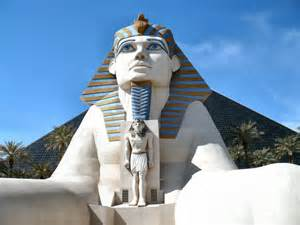 what color was originally associated with great sphinx original color like success