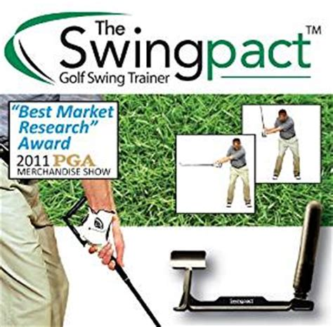 golf swing device com swingpact golf swing trainer right handed