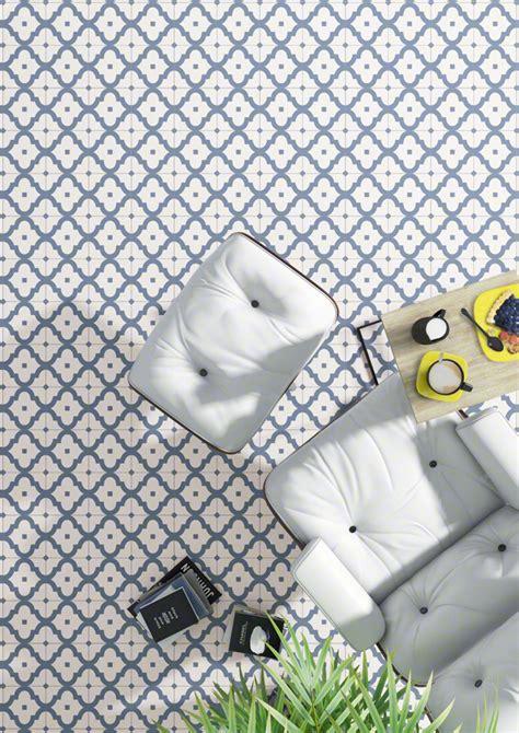 carrelage gr232s c233rame 233maill233 aspect carreaux ciment d233co