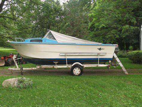 crestliner deck boats for sale used crestliner cuddie 1963 for sale for 600 boats from usa