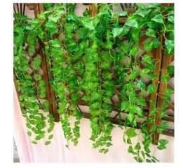 7 6ft artificial leaf garland plants vine foliage