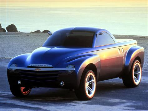 concept chevy chevrolet ssr concept 2000 concept cars