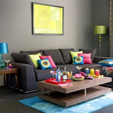 Bright Color Home Decor 23 Cozy Living Room Interior Design Ideas With Decoration In Bright Colors Interior Design