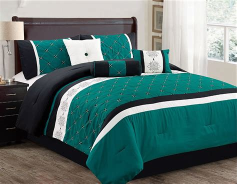 Black And Teal Comforter by Black Gray And Green Bedding Bedding Set Stunning Lime
