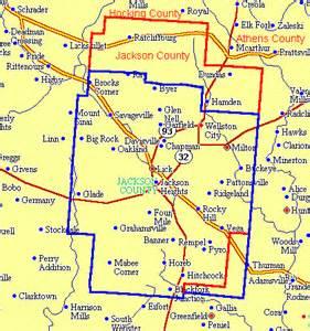 jackson county ohio boundary changes