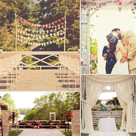 Unique Wedding Ideas by Garden Wedding Unique Ideas Home Garden Design