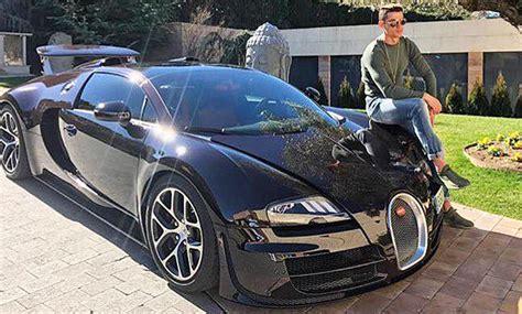 Ronaldo Teuerstes Auto by Autos Der Fu 223 Baller So Lange M 252 Ssen Sie Spielen Studie