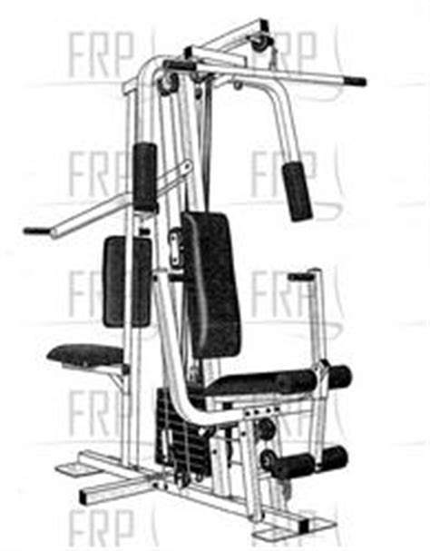 weider pro 9625 831 159361 sears fitness and