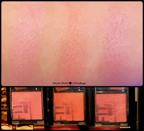 blush pink l shade 57 best images about swatch book on revlon