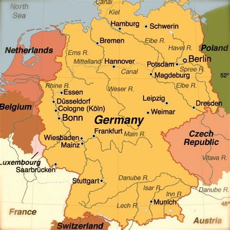 labeled map of germany vino 101 a reconsideration of deutschland wine simple