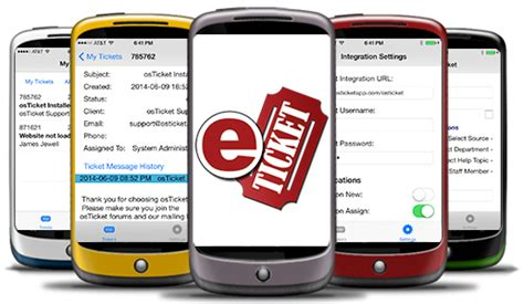 osticket mobile osticket mobile app easy and simple to use the