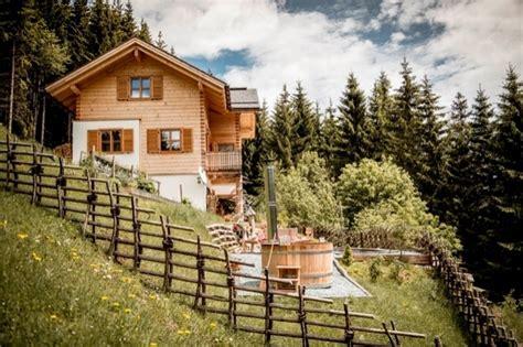 Urlaub Almhütte Tirol by Luxus Almh 252 Tte 214 Sterreich Absolute Alleinlage 8 Personen