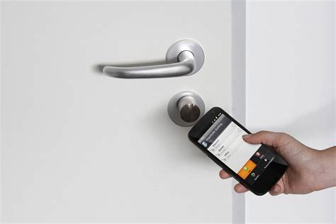 Smart Phones Enable Property Access Control to Go Mobile