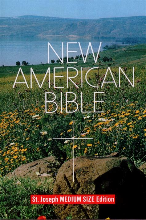 Wedding At Cana New American Bible by Catholic Book Company St Joseph New American Bible