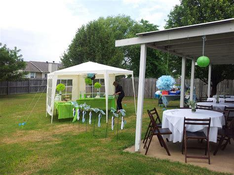 baby shower outdoor outdoor baby shower decor ideas baby shower ideas