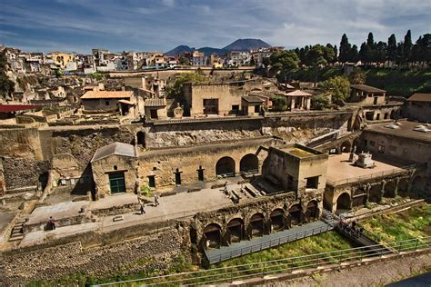 PHOTO: Ruins of Herculaneum, Italy