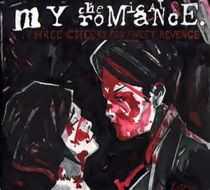 My Chemical Romance 3 Cheers For Sweet Revenge by Three Cheers For Sweet Revenge By Charlotte41 On Deviantart