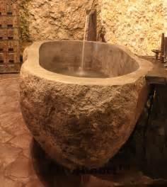 bathtub drained in rock bathtubs lux4home