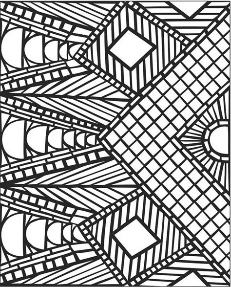 free printable coloring pages mosaic mosaic coloring pages free coloring home