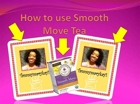 Detox Tea Smooth Move by How To Use Smooth Move Tea Detox Diet Cleanse
